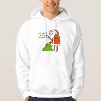 That wasn't funny Sweatshirt