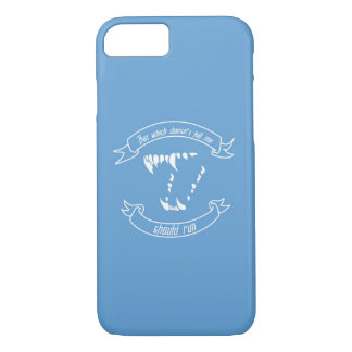 That Which Doesn't Kill Me iPhone 8/7 Case