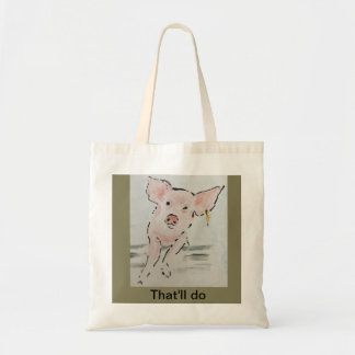 That'll do pig tote