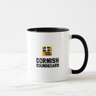 That's A Proper Job! A Cornish Soundboard Mug