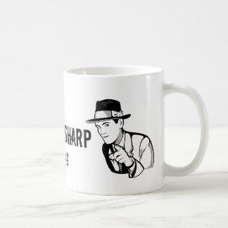 That's a Sharp, not a hashtag Coffee Mug