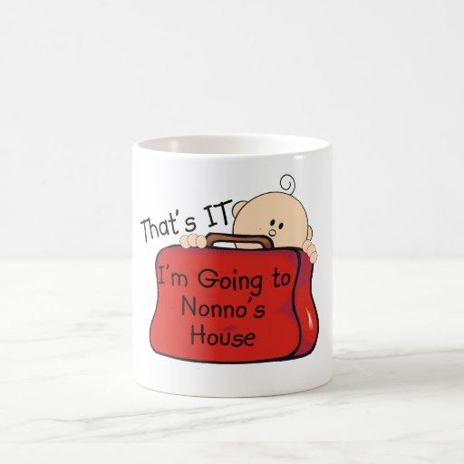 That's it Nonno Coffee Mugs