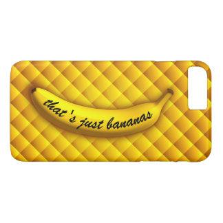 That's Just Bananas iPhone 7 iPhone 8 Plus/7 Plus Case
