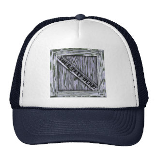 That's just Crate! - Lavender Wood - Mesh Hat