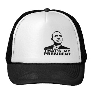 That's My President cap
