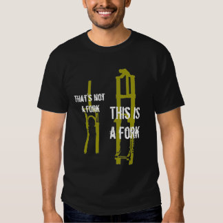 That's not a fork... tshirts