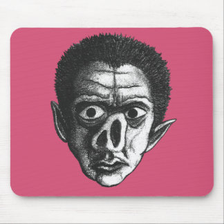 That's One Ugly Goblin Mouse Pad