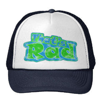 That's Rad Hat