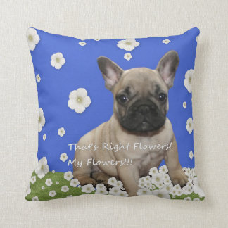 That's Right Flowers! Cushion