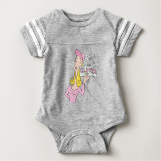 That's So Clutch Baby Bodysuit