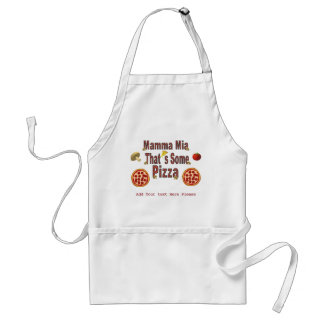 That's Some Pizza Standard Apron