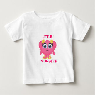 That's the cutest little monster I've ever seen! Baby T-Shirt
