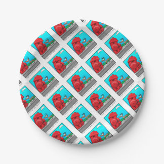 That's the one, Daddy! 7 Inch Paper Plate