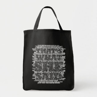 That's What SHE Said Grocery Tote Bag