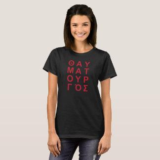 Thaumaturgos - Worker of Miracles T-Shirt