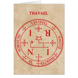 thavael card
