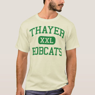 Thayer - Bobcats - High School - Thayer Missouri T-Shirt