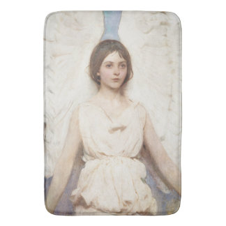 Thayer's Angel art bath mat Bath Mats