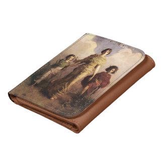 Thayer's Virgin art wallets
