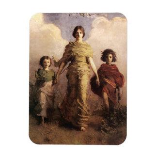 Thayer's Virgin magnet