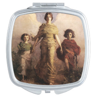 Thayer's Virgin pocket mirror Compact Mirror
