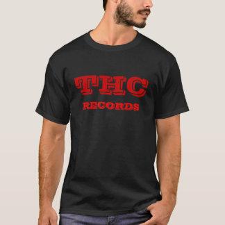 THC, RECORDS T-Shirt