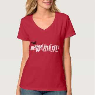 the3asement: V-Neck T-Shirt