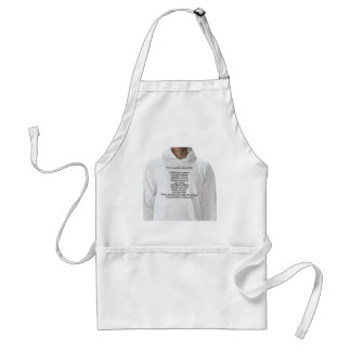 THE 10 MOST UNWANTED 1)PRESIDENT OBAMA2)NANCY P... STANDARD APRON