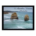 The 12 Apostles, Victoria, Australia Postcard
