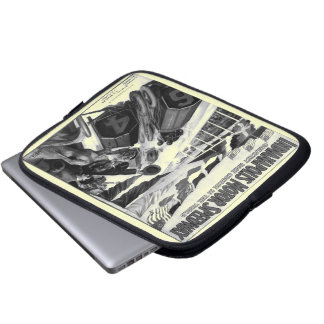 """""""The 1933 Indianapolis 500 Race"""" Laptop Sleeve"""