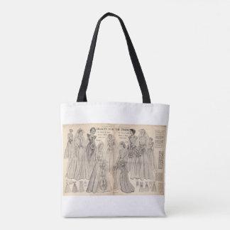 The 1948 Bride Tote Bag