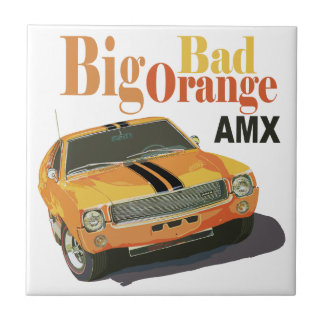 The 1969 American Motors AMX Small Square Tile