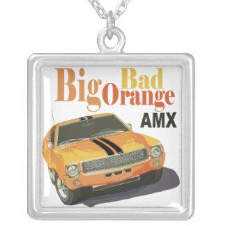 The 1969 AMX Square Pendant Necklace