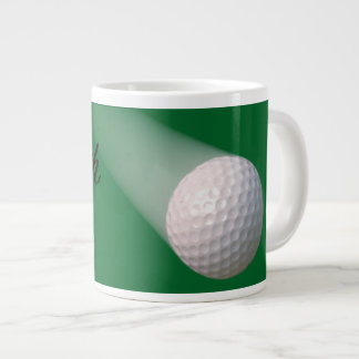The 19th Hole Large Coffee Mug