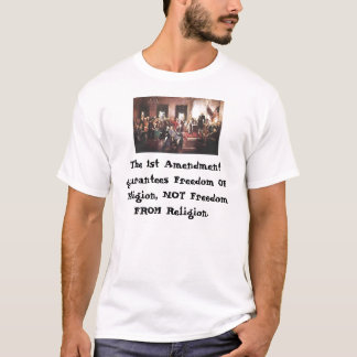 The 1st Amendment T-Shirt