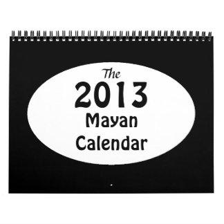 The 2013 Mayan Calendar