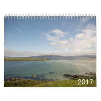 The 2017 Portnoo calendar