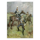 The 21st Lancers - British Army Card