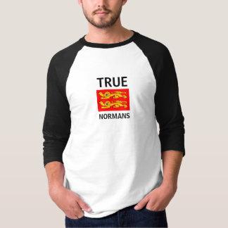 """The 2 Norman leopards"" ""True Normans "" T-Shirt"