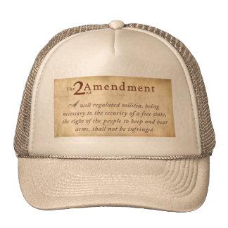 The 2nd Amendment Cap