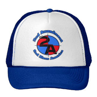 The 2nd Amendment Trucker Hat