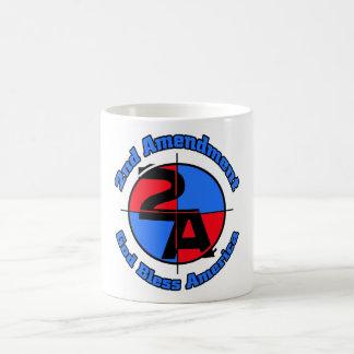 The 2nd Amendment Classic White Coffee Mug