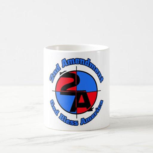 The 2nd Amendment Mug