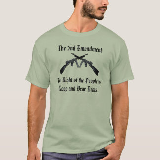 the 2nd Amendment T-Shirt