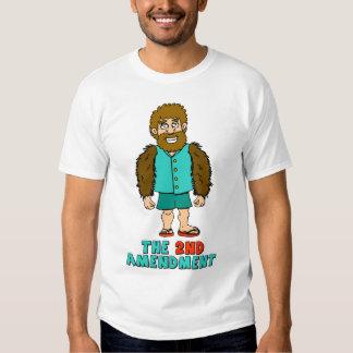 The 2nd Amendment T-shirts