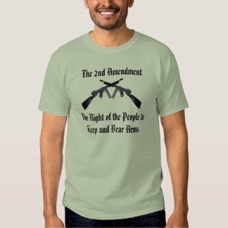 the 2nd Amendment Tshirts