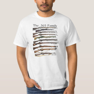 The .303 Family T-Shirt