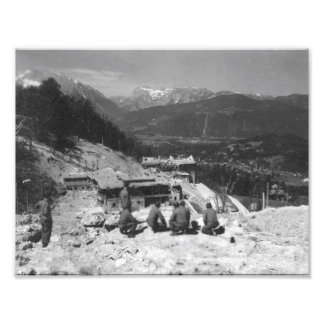 The 368th Check Out Hitler's Eagle's Nest Photo Print