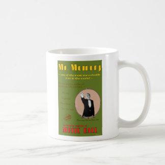 The 39 Steps: Advertising Poster for Mr. Memory Coffee Mug