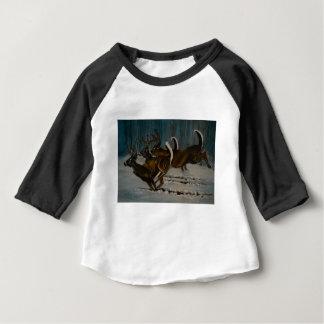The 3 Deers Baby T-Shirt